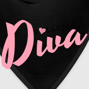 Volleyball Diva Hoodies - Bandana