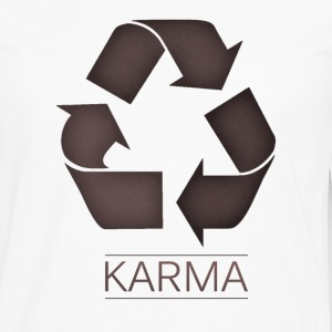 KARMA - Men's Premium Long Sleeve T-Shirt