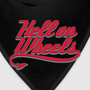Hell on Wheels 2c Bags & backpacks - Bandana