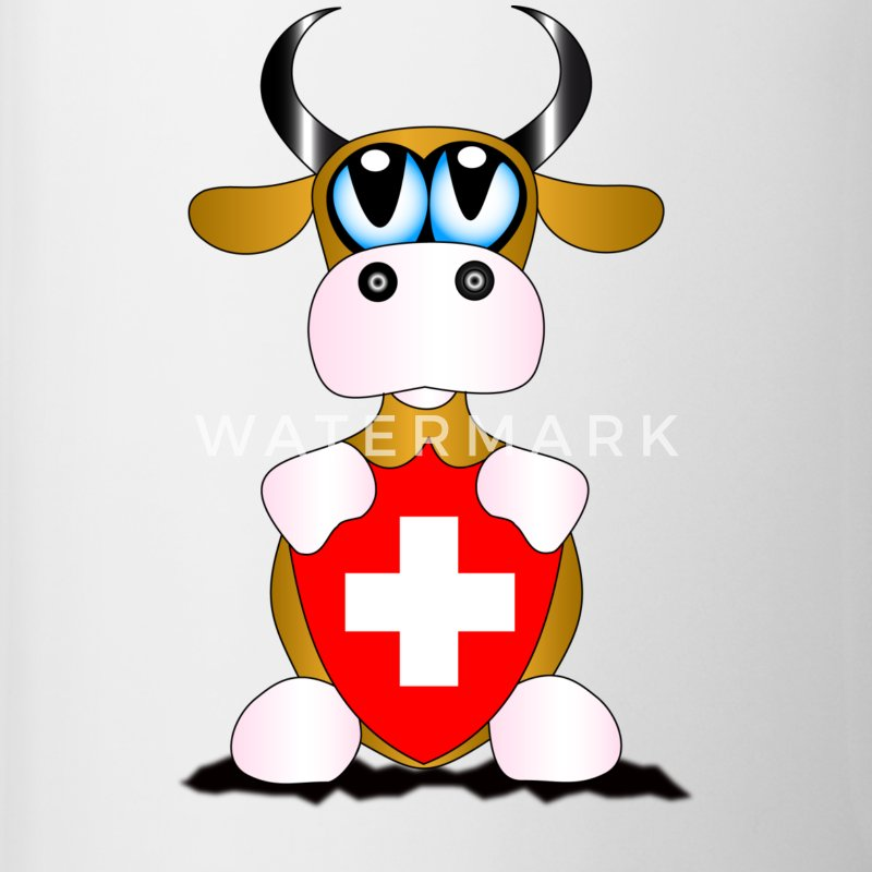 Swiss Cow - Coffee/Tea Mug