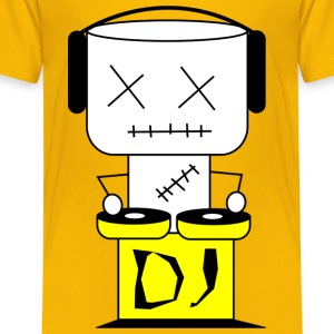 DJ - Toddler Premium T-Shirt