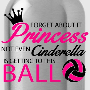 Not even Cinderella is getting to this ball! Women's T-Shirts - Water Bottle