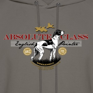 pointer absolute class T-Shirts - Men's Hoodie