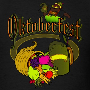 Oktoberfest Long Sleeve Shirts - Men's T-Shirt