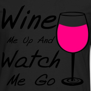 Wine T-Shirts - Men's Premium Long Sleeve T-Shirt