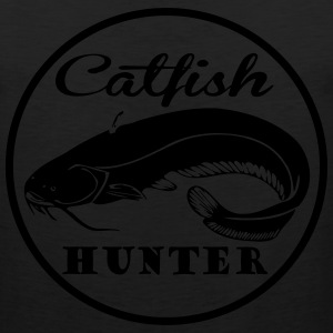 catfish hunter Hoodies - Men's Premium Tank
