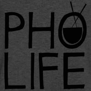 PHO_LIFE - Men's V-Neck T-Shirt by Canvas