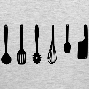 Kitchen Utensils - Men's Premium Tank