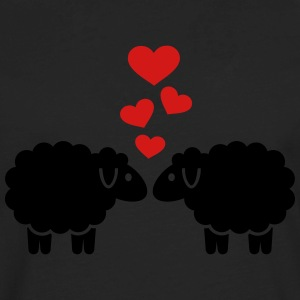 Sheep T-Shirts - Men's Premium Long Sleeve T-Shirt
