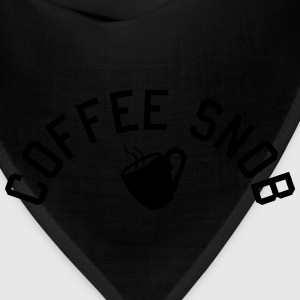 Coffee Snob T-Shirts - Bandana