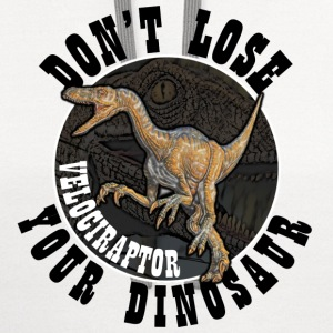 Step Brothers Velociraptor T-Shirts - Contrast Hoodie