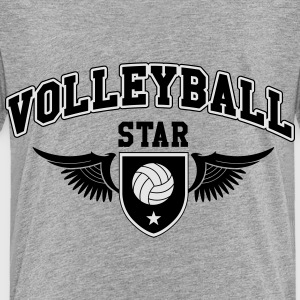 Volleyball star Sweatshirts - Toddler Premium T-Shirt