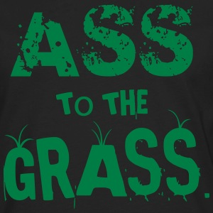 Ass to the Grass Men - Men's Premium Long Sleeve T-Shirt