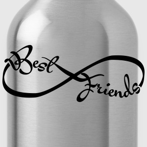Best friends forever Women's T-Shirts - Water Bottle