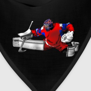 goalkeeper Baby & Toddler Shirts - Bandana