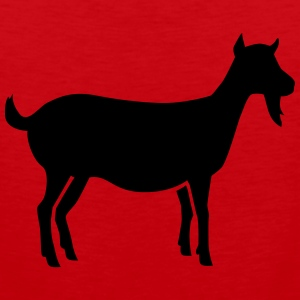 Goat Kids' Shirts - Men's Premium Tank