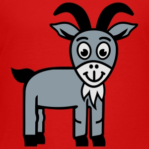 Goat Kids' Shirts - Toddler Premium T-Shirt
