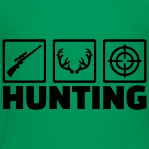 Hunting Kids' Shirts - Toddler Premium T-Shirt