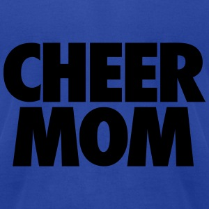 Cheer Mom Tanks - Men's T-Shirt by American Apparel