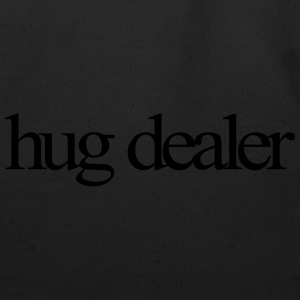Hug Dealer Tanks - Eco-Friendly Cotton Tote