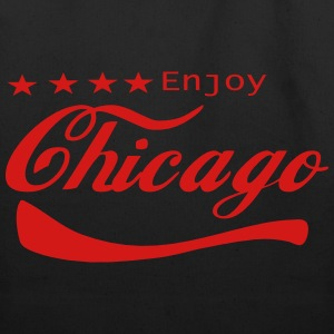 ENJOY CHICAGO - Eco-Friendly Cotton Tote