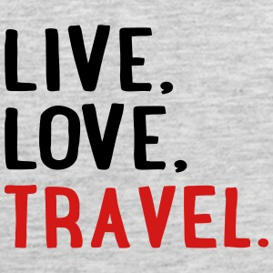 travel Women's T-Shirts - Men's Premium Tank