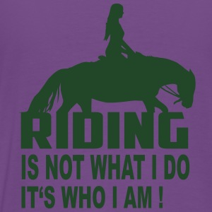 Riding  Hoodies - Men's Premium T-Shirt