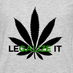 Legalize It Women's T-Shirt - Men's Premium Long Sleeve T-Shirt