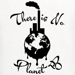 There is No Planet B Tanks - Contrast Hoodie