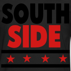 SOUTHSIDE CHICAGO - Men's Premium Long Sleeve T-Shirt