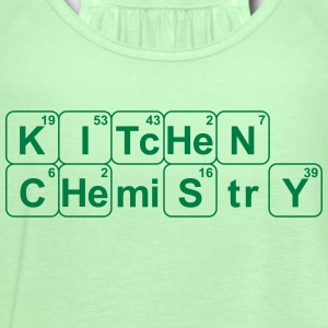 Kitchen Chemistry_V1 T-Shirts - Women's Flowy Tank Top by Bella