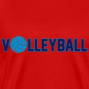 Volleyball  Tanks - Men's Premium T-Shirt