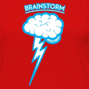 Brainstorm T-Shirts - Women's Premium Long Sleeve T-Shirt