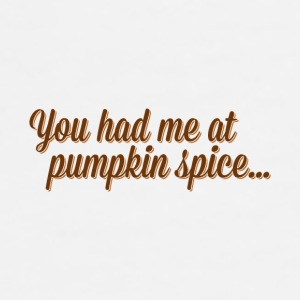 Pumpkin Spice Bottles & Mugs - Men's Premium T-Shirt
