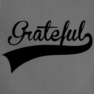 Grateful  T-Shirts - Adjustable Apron
