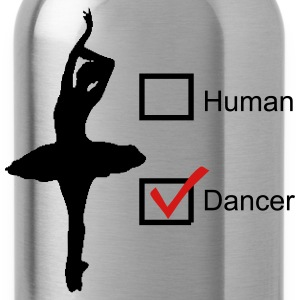 Human or Dancer?  - Water Bottle