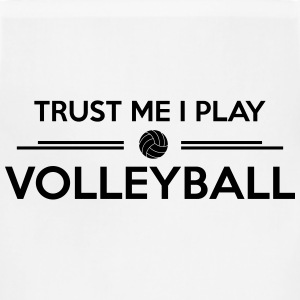 Trust me I play Volleyball  Hoodies - Adjustable Apron