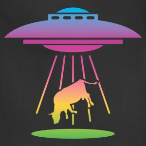 Alien UFO (Rainbow) Bags & backpacks - Adjustable Apron