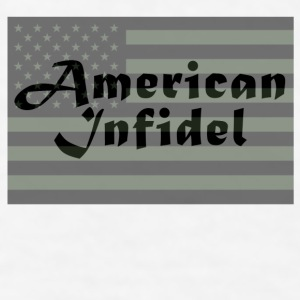 American Infidel Coffee Cup - Men's T-Shirt