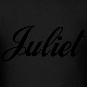 Juliet Long Sleeve Shirts - Men's T-Shirt