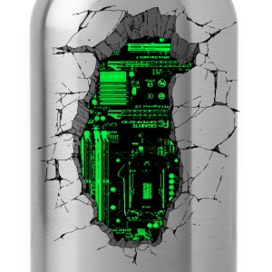 Digital Insides T-Shirts - Water Bottle