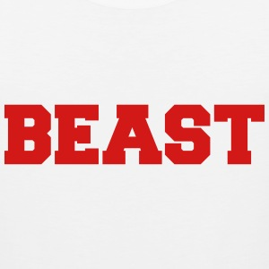 Beast Hoodies - Men's Premium Tank