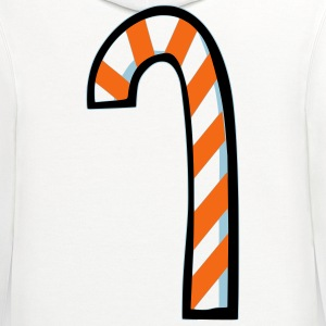 Candy Cane T-Shirts - Contrast Hoodie