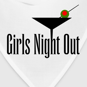 Girls Night Out Women's T-Shirts - Bandana