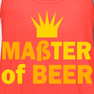 master T-Shirts - Women's Flowy Tank Top by Bella