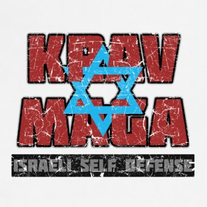 Israeli Krav Maga Magen David - Adjustable Apron