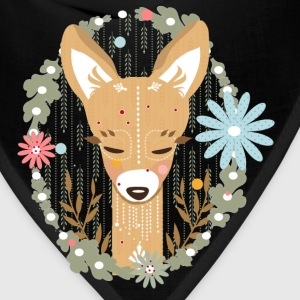 A deer in the forest  Tanks - Bandana