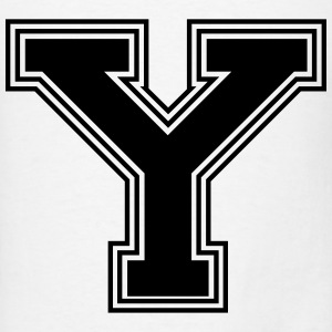 the letter y_w31 Baby & Toddler Shirts - Men's T-Shirt