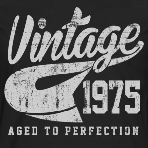 vintage 1975 T-Shirts - Men's Premium Long Sleeve T-Shirt