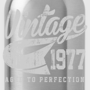 vintage 1977 T-Shirts - Water Bottle